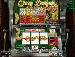 Crazy Dragon Slots